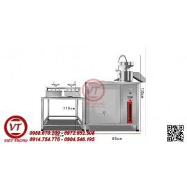Bộ Dây Chuyền SX Đậu Phụ Liên Hoàn YC-100(van xoay)(VT-DCLD04)