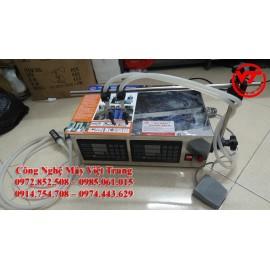 Máy chiết rót tự động 2 vòi dạng lỏng (VT-CR06)