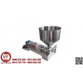 Máy chiết rót 1 vòi khí nén dạng đặc 5-100ml (VT-CR09)