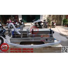 Máy chiết rót 1 vòi hút 500-5000 ml (VT-CR11)