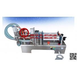 Máy chiết rót khí nén 2 vòi cấp liệu trực tiếp (VT-CR14)
