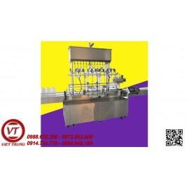 Dây chuyền chiết rót tự động 12 vòi (VT-CR15)
