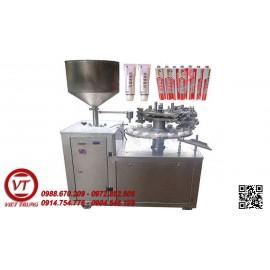 Máy chiết rót niêm phong tuýp kem bán tự động (VT-CR22)