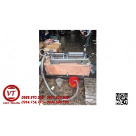 Máy chiết rót khí nén dạng sệt 1 vòi hút nguyên liệu trực tiếp (VT-CR29)