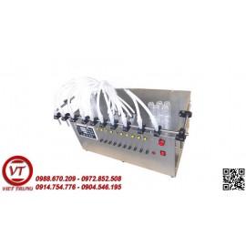 Máy chiết rót dạng lỏng 10 vòi bán tự động(VT-CR33)