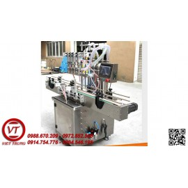 Dây chuyền chiết rót 4 đầu điền(VT-CR36)