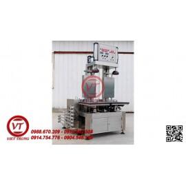 Máy rửa, chiết rót, đóng nắp bia thùng (VT-CR41)