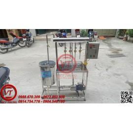 Máy chiết rót dịch lỏng 4 vòi bán tự động (VT-CR43)