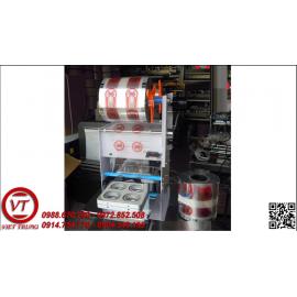 Máy ép cốc thạch bán tự động (VT-DC20)