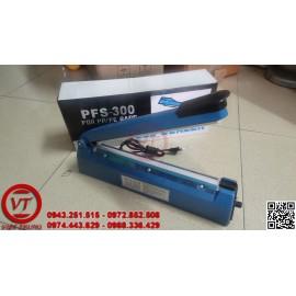 Máy hàn miệng túi dập tay PFS 300 vỏ nhựa (VT-HT02)