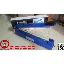 Máy hàn miệng túi dập tay PFS 400 vỏ nhựa( VT-HT03)