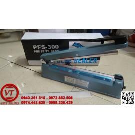 Máy hàn miệng túi dập tay PFS-300 vỏ thép (VT-HT09)