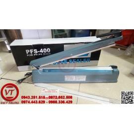 Máy hàn miệng túi dập tay PFS 400 vỏ thép (VT-HT10)