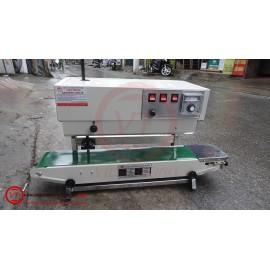 Máy hàn miệng túi liên tục LD 900 sơn dạng đứng (VT-HT29)