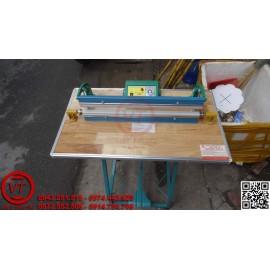Máy hàn miệng túi dập chân tân thanh HT-600 (VT-HT39)