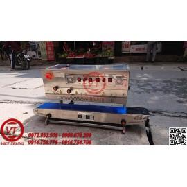 Máy hàn miệng túi liên tục FRM-980 dạng đứng (VT-HT41)