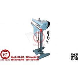 Máy hàn miệng túi dập chân PFS-600 có giá đỡ (VT-HT49)