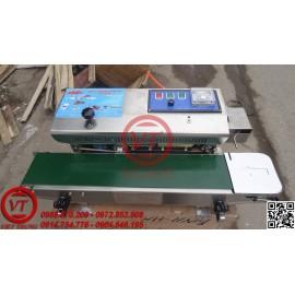 Máy hàn miệng túi liên tục có thổi khí Nito CBS-900Q (VT-HT55)