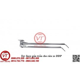 Tay Inox gắn trần cho rửa xe DDP(VT-DS12)