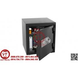 Két sắt chống cháy, chống nước Honeywell 2105(VT-KS03) khoá cơ ( Mỹ )