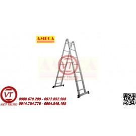 Thang chữ A khóa tự động Ameca AMC-M308(VT-TNM36)