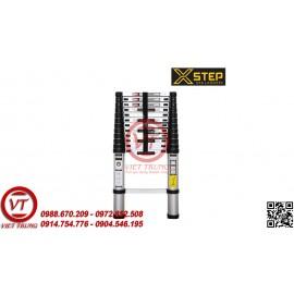 THANG NHÔM RÚT GỌN 3.8M XSTEP XT-380 (VT-TNM20)
