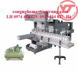 Máy co màng log chai tự động không khay(VT-CM08)