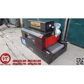 Máy co màng băng tải dạng lưới 350x400 (VT-CM23)