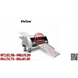 Máy Cắt Bế Tem Nhãn decal Z13 Pro lên giấy tự động (VT-DEC21)