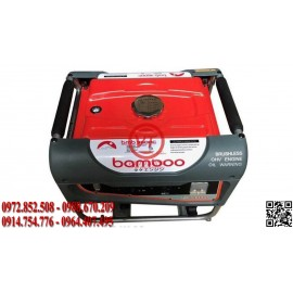 Máy phát điện Bamboo 3600E chạy xăng (VT-BMB07)