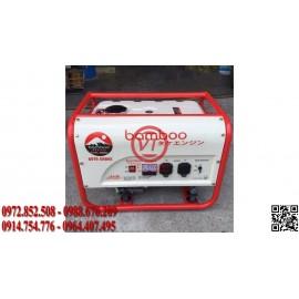 Máy phát điện Bamboo BmB 4800C xăng (VT-BMB08)