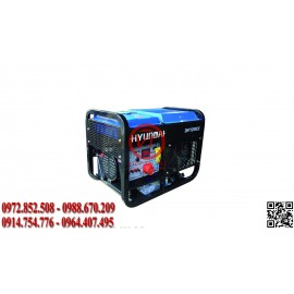 Máy phát điện chạy dầu Hyundai DHY 12500LE (10-11KW) (VT-HUY33)