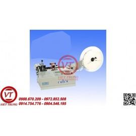 Máy cắt và xếp nhãn bằng dao nhiệt và Sensor Cutex TBC-50SHK (VT-MCN4)