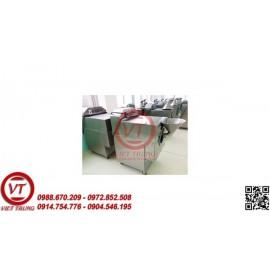 Máy rang hạt DCCY 7-10  dùng điện (Inox) (VT-HR09)