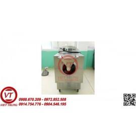 Máy rang hạt DCCZ 5-5 dùng điện (inox) 5-15 kg/mẻ (VT-HR15)