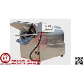 Máy rang hạt LQ50GX dùng gas (Inox) 20-25 kg/mẻ (VT-HR18)