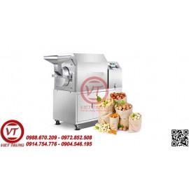 Máy rang hạt HH-50D dùng điện (Inox) 15-25 kg/h (VT-HR20)