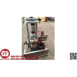 Máy đóng nắp chân không bán tự động (VT-NC10)