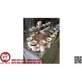 Máy rửa chai XDA-30-4 (VT-NC14)