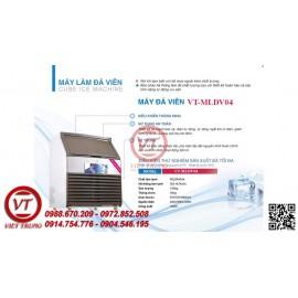 Máy làm đá viên 100kg/24h (VT-MLDV04)