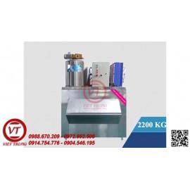 Máy Làm Đá Vảy 2200KG/24H (VT-MLDV16)