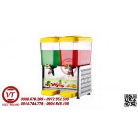 Máy làm lạnh nước trái cây 2 ngăn 12 lít (VT-LLTC03)