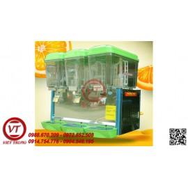 Máy làm mát nước trái cây 3 ngăn 12 lít (VT-LLTC05)