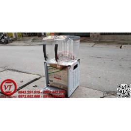 Máy làm mát nước hoa quả  2 ngăn (VT-NH11)