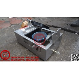 Máy làm bánh trứng gà non dùng gas (VT-KB15)