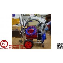 Máy phun sơn 2 đầu inox HM1010 (4000W) (VT-MPS07)