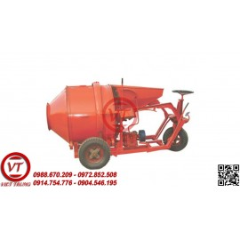 Máy trộn bê tông tự hành quả trám (VT-MTBT43)
