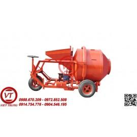 Máy trộn bê tông tự hành quả trám (VT-MTBT44)