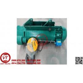 Pa lăng cáp điện CD 1 tấn - 12m (di chuyển) (VT-PL65)