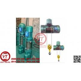 Pa lăng cáp điện CD 2 tấn-6 m (di chuyển) (VT-PL67)